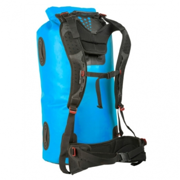 Sea To Summit Hydraulic dry bag met harnas 65 liter 974837